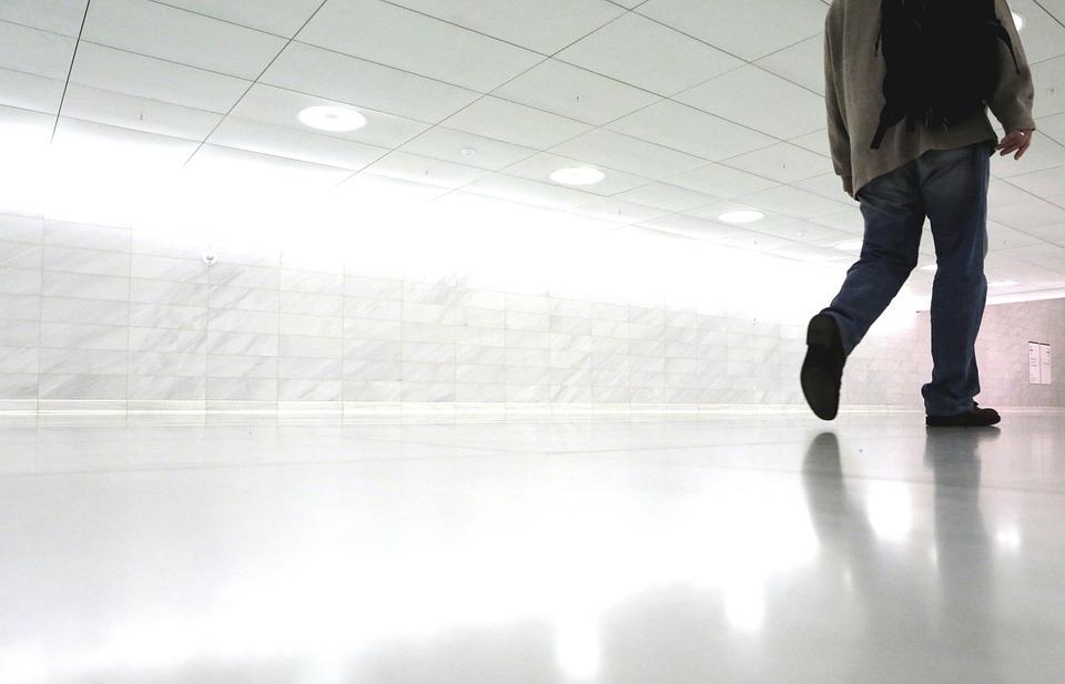 Epoxy gulve er nemme at holde pæne